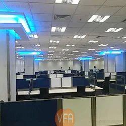 Corporate Office Interior Decoration Service