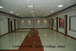 Interior Designing For College Conference Hall