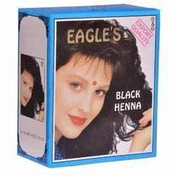 Eagles Black Henna, For Personal, Packaging Size: 1 Carton = 100 Mini Boxes