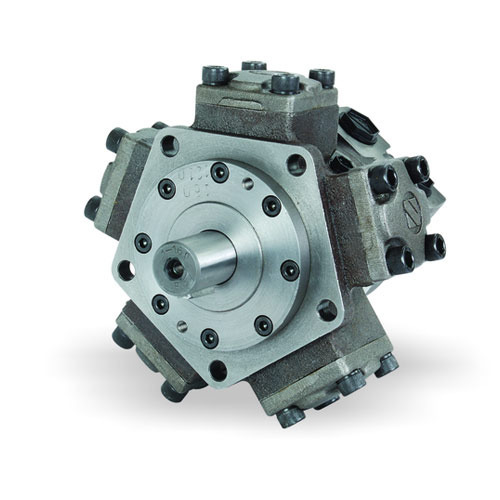 Radial piston motor how it works for Radial piston hydraulic motors