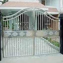 Steel Gate In Mumbai स्टील गेट मुंबई Maharashtra Get