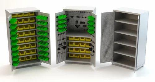 Tool Cupboard  sc 1 st  IndiaMART & Tool Cupboard Storage Systems | Odhav Industrial Estate Ahmedabad ...