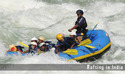 Rafting In India Tour