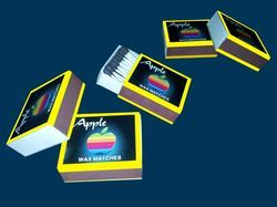 Apple Wax Matches
