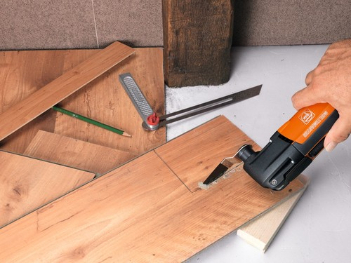 Cutting In Wood Fein Power Tools India Private Limited