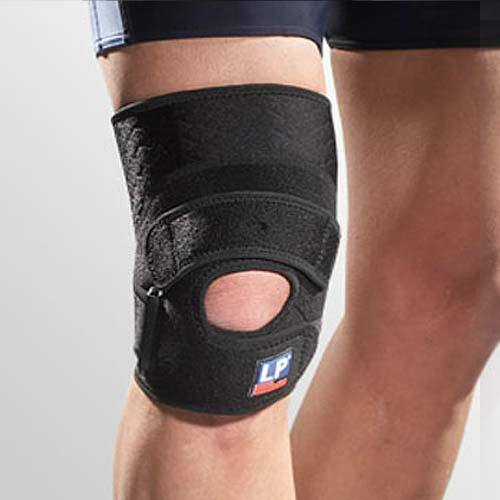 Extreme Knee Support With Patella Tendon Strap, Lp Extreme - Royal ...