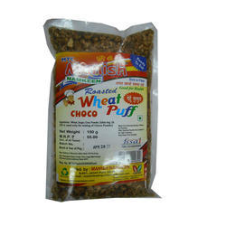 Roasted Wheat Choco Puff