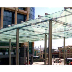 Aluminum Glass Canopy