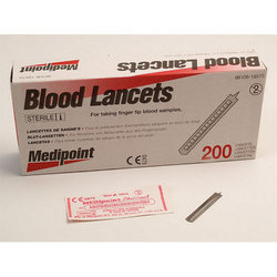 Blood Lancets Medipoint