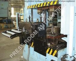 Press Feeding Line for Deep Draw Press