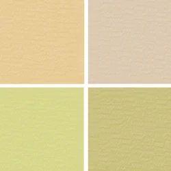 Cream Colored Artificial Leather Cloth
