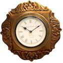 Wooden Analog Wall Clock