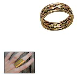 Brass Ring for Girls