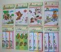 Multicolor Printed Cotton Kids Handkerchief, Hand Wash