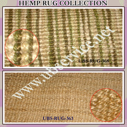 Hemp Rug Collection