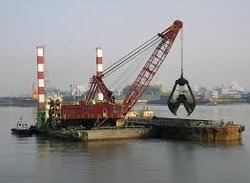 Grab Dredger - Grab Dredge Latest Price, Manufacturers