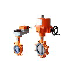Motorised Butterfly Valve
