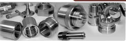 CNC Steel Machined Components