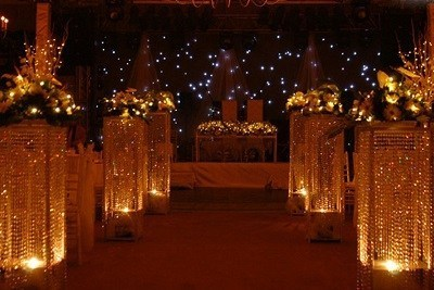 Lighting Decoration In Parties, Street, Flood And Commercial