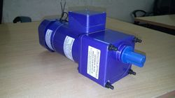 360 Watt Single Phase E.M Brake Geared Motor