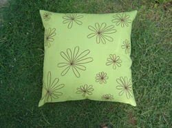 Light Green Cushion Cover