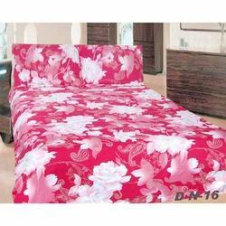 Printed Pink Quilt