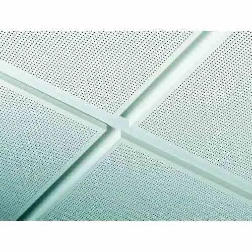 Perforated Metal Ceilings