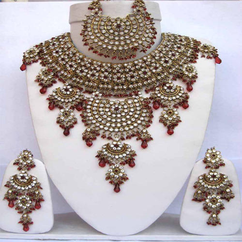346e05ddd5 Bridal Jewelry Sets at Best Price in India