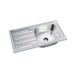 Kitchen Sinks with Drainboard