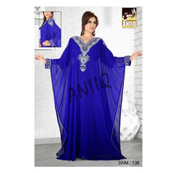 Dubai Uniquely Embroidered Kaftan