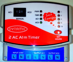 Timer For Ac Heavy Duty
