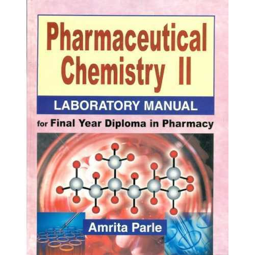 pharmaceutical chemistry 2 laboratory manual for final year cbs rh indiamart com medicinal chemistry laboratory manual medicinal chemistry laboratory manual