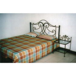 Wrought Iron Fabricated Hotel Room Set