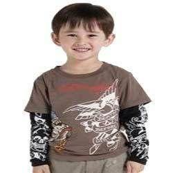 Girls Kids Party Wear Shirt