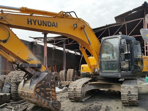 Hyundai Excavator Spare Parts, Excavator And Earth Moving