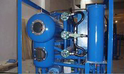 Lubrication Oil Filtration Services