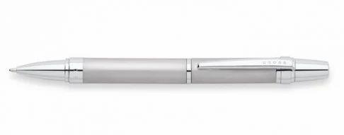 Cross Nile Ballpoint Pen Brand New Satin Black /& Chrome