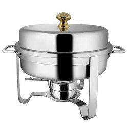 Chafing Dish Round Lif Top