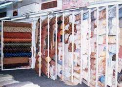Handloom and Textile Racks