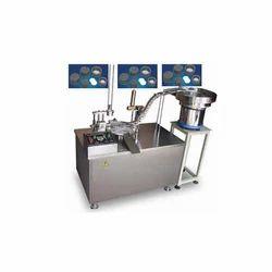 Induction Wad Inserting Machine