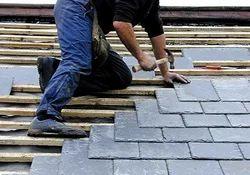 Galvanised Offline Industrial Roofing Services