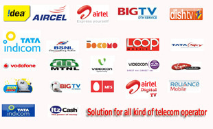 Multi Mobile Dth Data Card Api Recharge Software