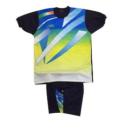 Sports T-Shirt with Shorts