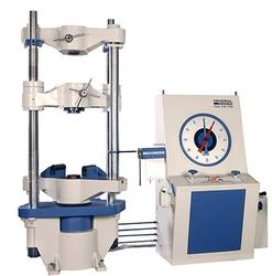 Analogue Universal Testing Machine - Hitech India Equipments ...