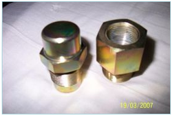 Zinc Plated Components