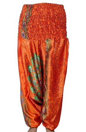 Girls Harem Pants Trouser