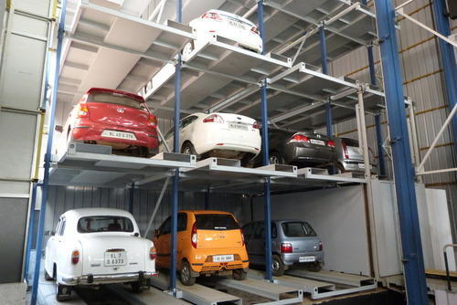 Automated Multilevel Car Parking Systems Automated Car Parking