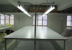Cloth Cutting Table