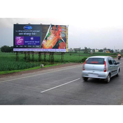 Road Advertising Hoardings Services