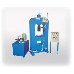 Interlocking Tile Press Machine